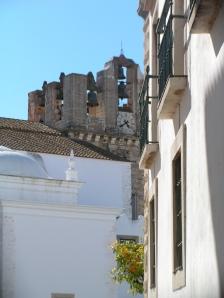 Faro - old town