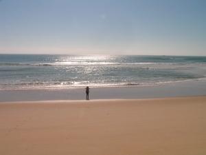 Big Beach at western end