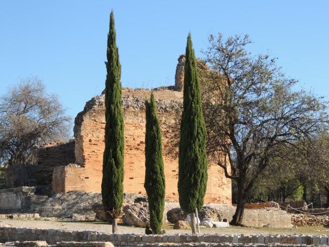 Roman Ruins near Estoi