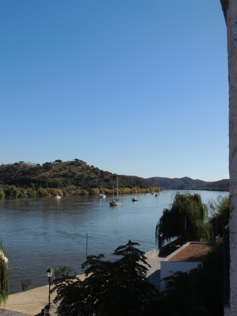 Alcoutim river views