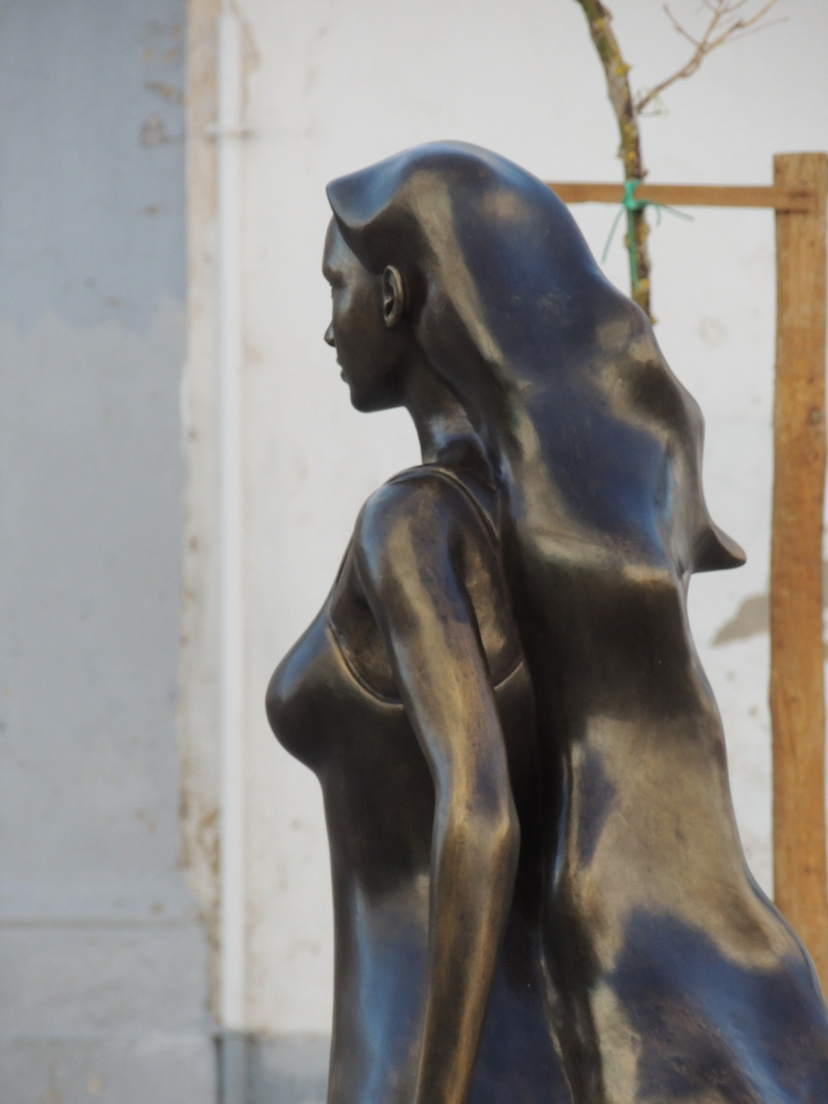 Olhao Sculpture