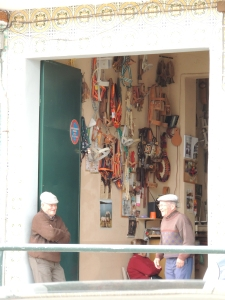 The Saddlery - also seemed to be the place to go for a laugh and chat!