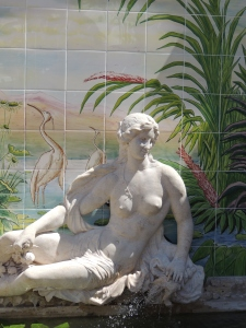 More statues from Estoi