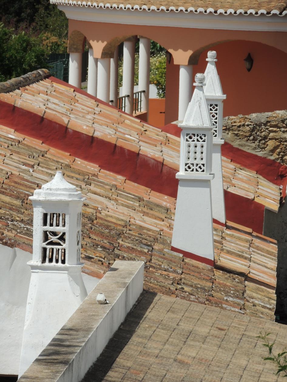 Tavira Roofs