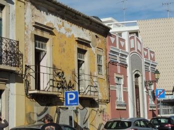 Faro Buildings