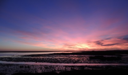 Ria Formosa Sunsets