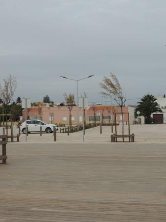Marim's new car park