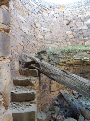 Inside Masmorra windmill