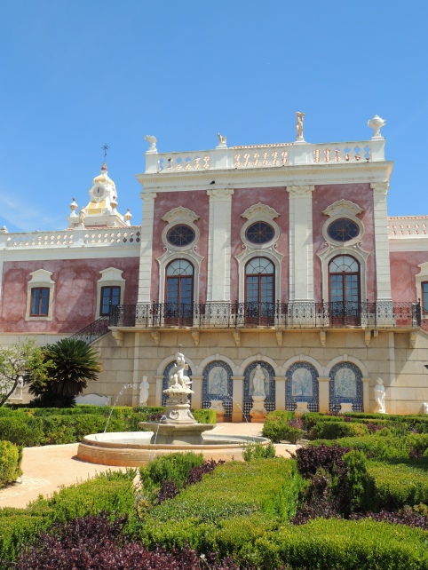 Palace of Estói