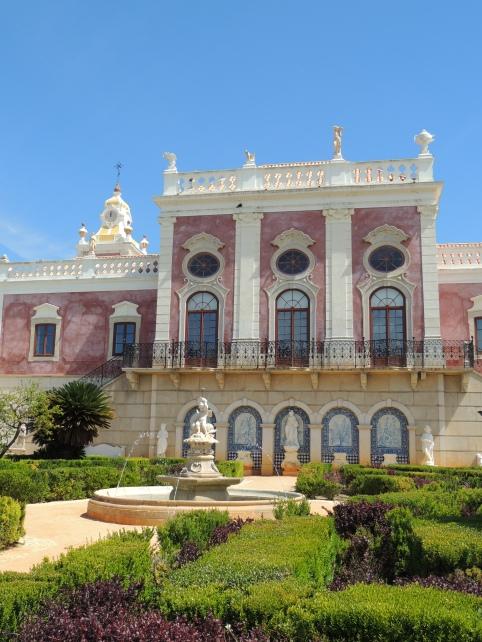Palace of Estói