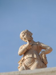 Statues from Italy