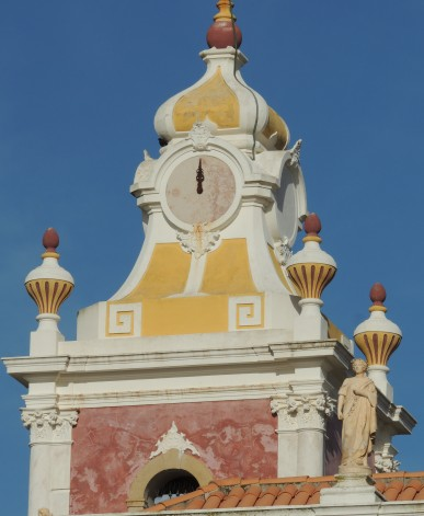 Tower close up