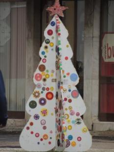 Christmas buttons?