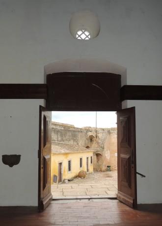 From inside Misericórdia