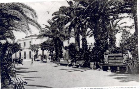 JoãoSerra and Railway Station