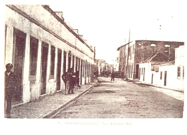 Rua Almirante Reis