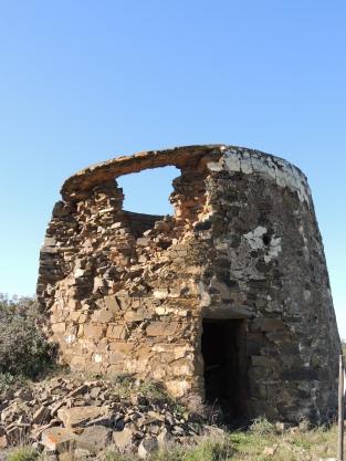 Windmill in Disrepair
