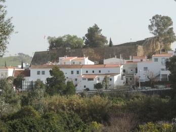 Alcoutim's castle