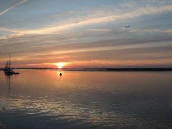Olhao sunrise