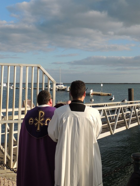 Blessing of the Sea