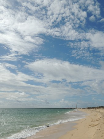 The Big Beach at Farol