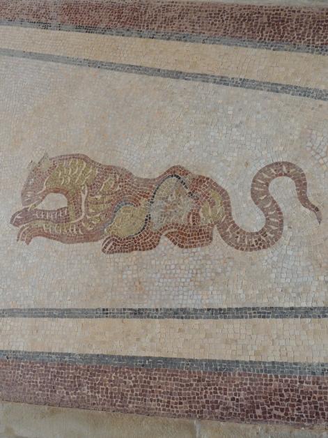 Grotto mosaics