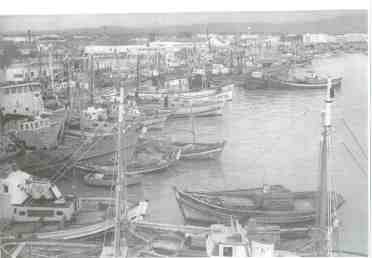 Fishing Port 1970s