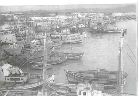Fishing Port 1970s