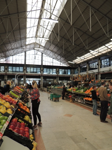 Fruit and Veg Stalls
