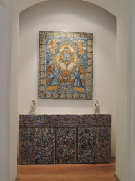 Altar fronts