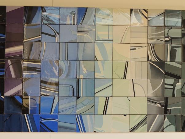 Modern Azulejo