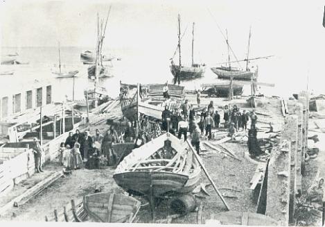 Olhaos ShipBuilding