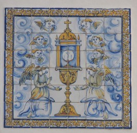 Religious tiles
