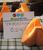 Bruno's wonderful produce