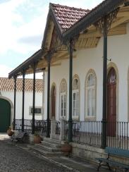 19th century veranda