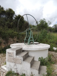 One of the wells