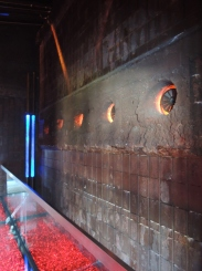 inside the boiler