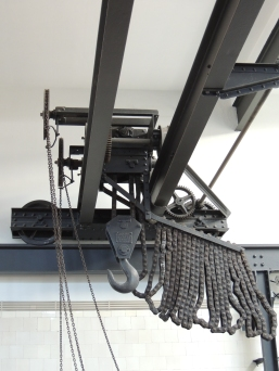 internal crane