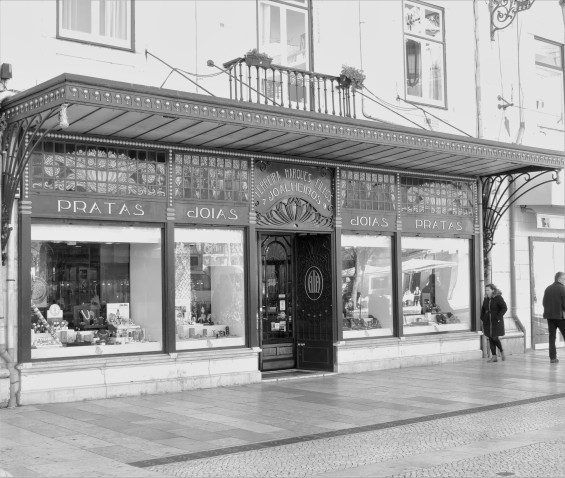 Lisboa shops