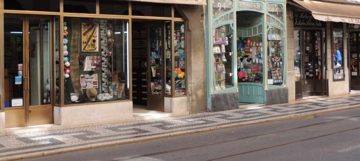Lisboa pavements