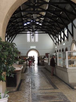 Silves market hall