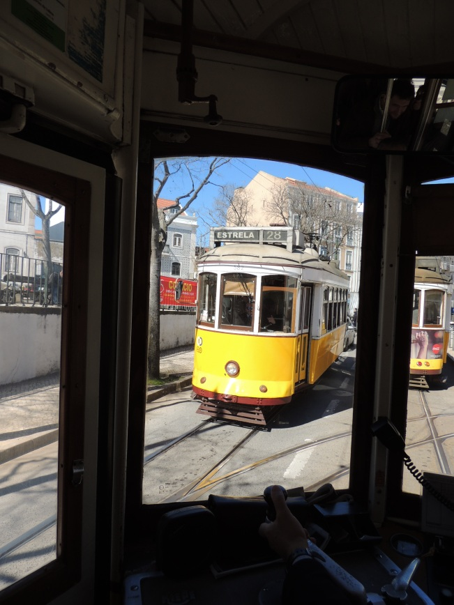 Tram Rushhour