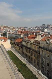 Baixa and Pena - not all in good repair