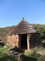 Primitive homes with no windows