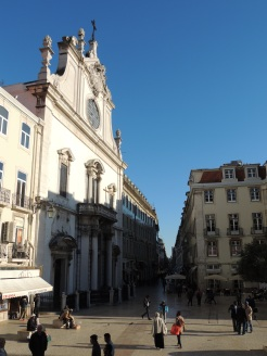 Uniformity even on edges of the Baixa area