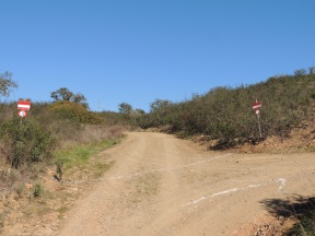 Unpaved is the norm in the countryside