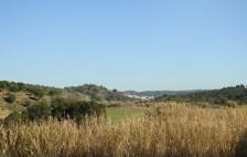 Looking back towards Foz de Odeleite