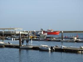 Model boats, little boats, big boats