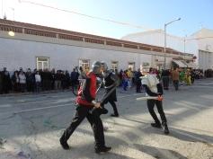 Crusaders dance