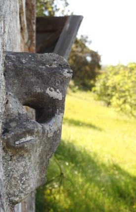 Sophisticated Donkey Tying Stone